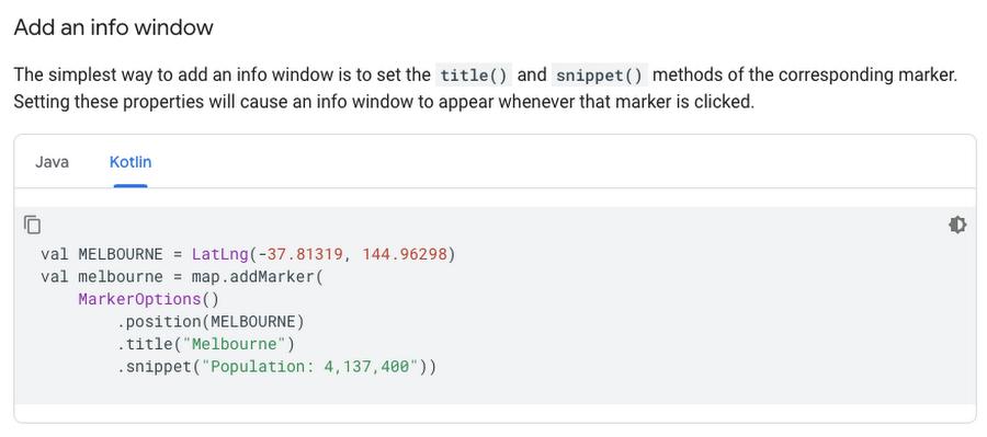 Kotlin code library