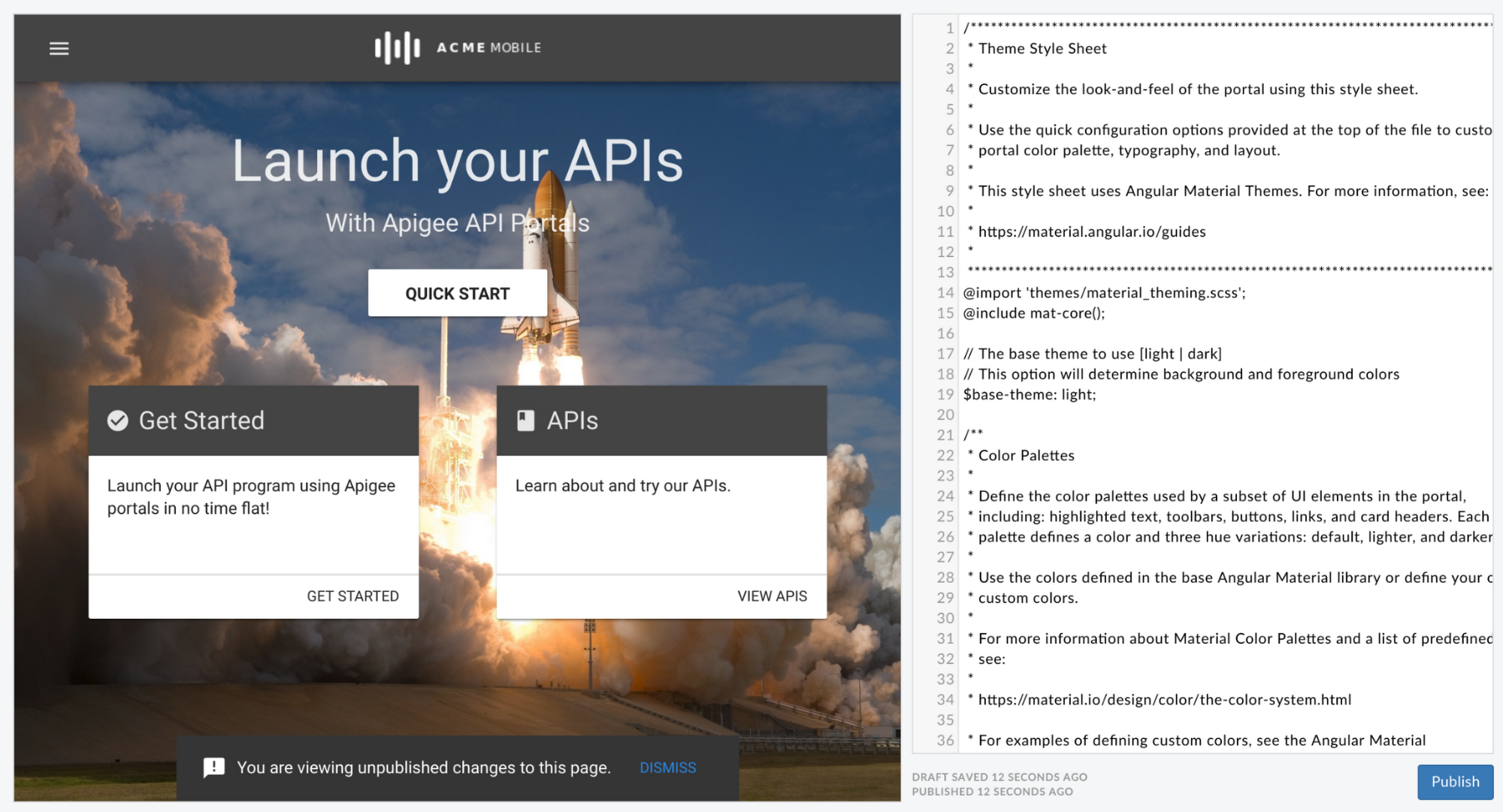 Improving the developer experience with the enhanced Apigee