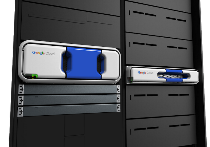 Introducing Transfer Appliance: Sneakernet for the cloud era