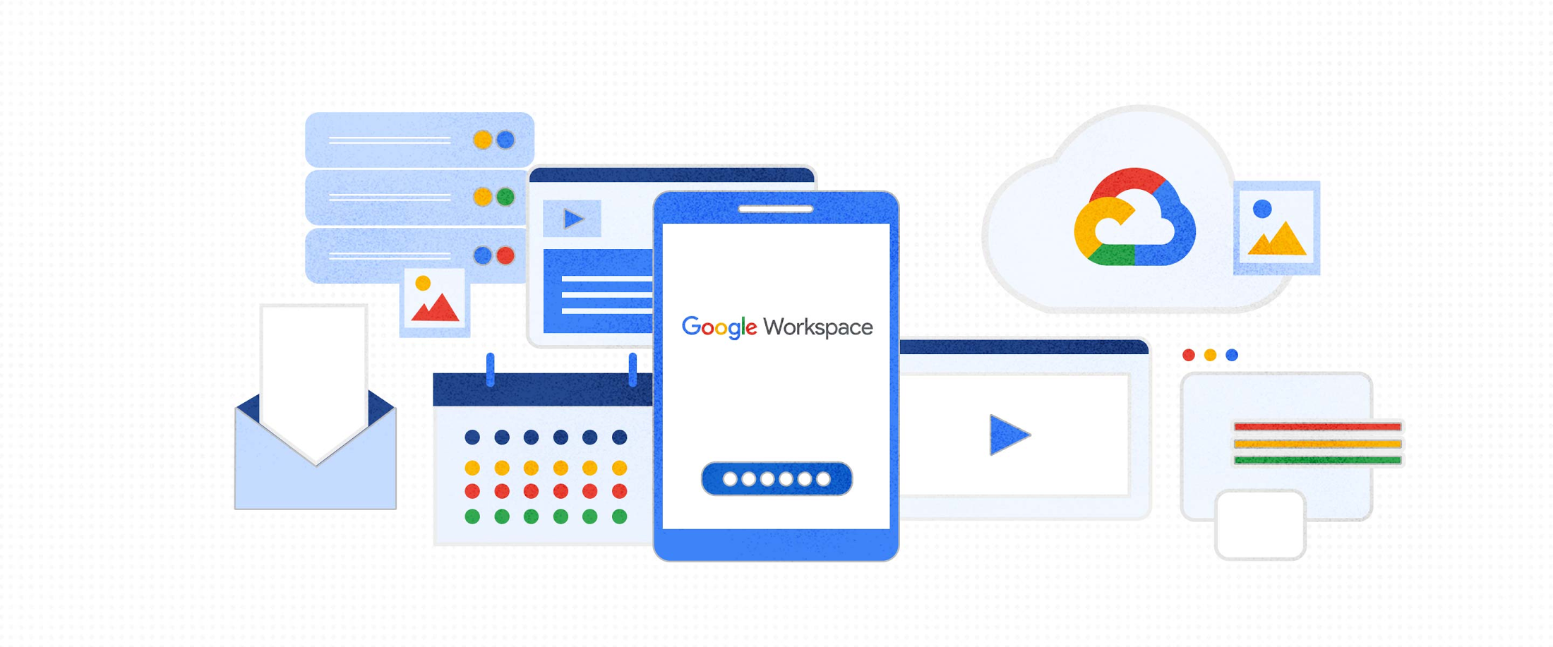 Join us: Google Workspace for the Public Sector Sector events
