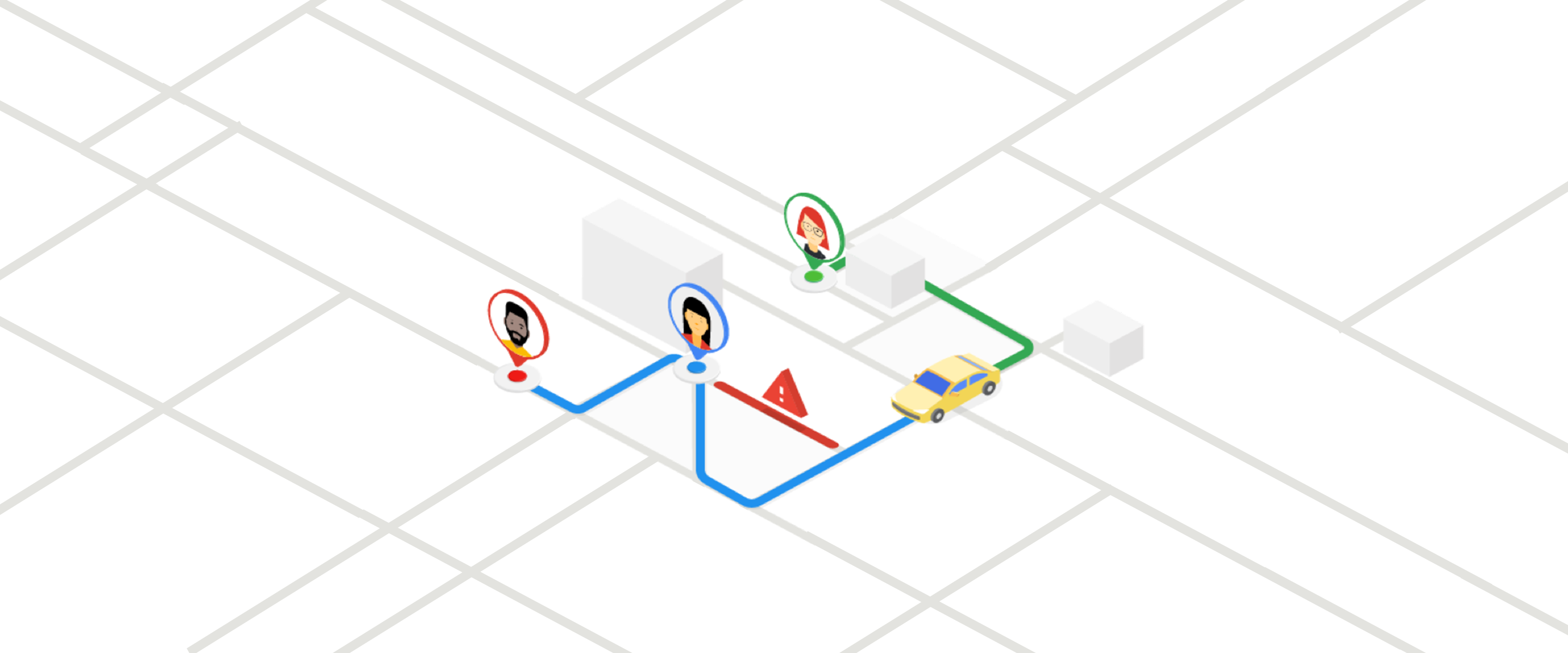 Announcing the Google Maps Platform On-demand Rides & Deliveries solution