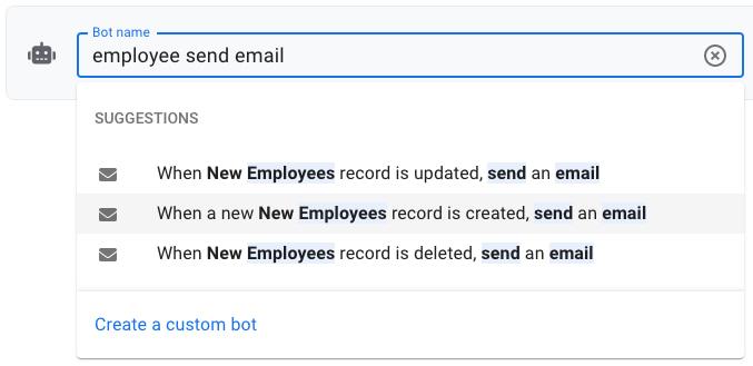 Cómo automatizar con AppSheet Automation
