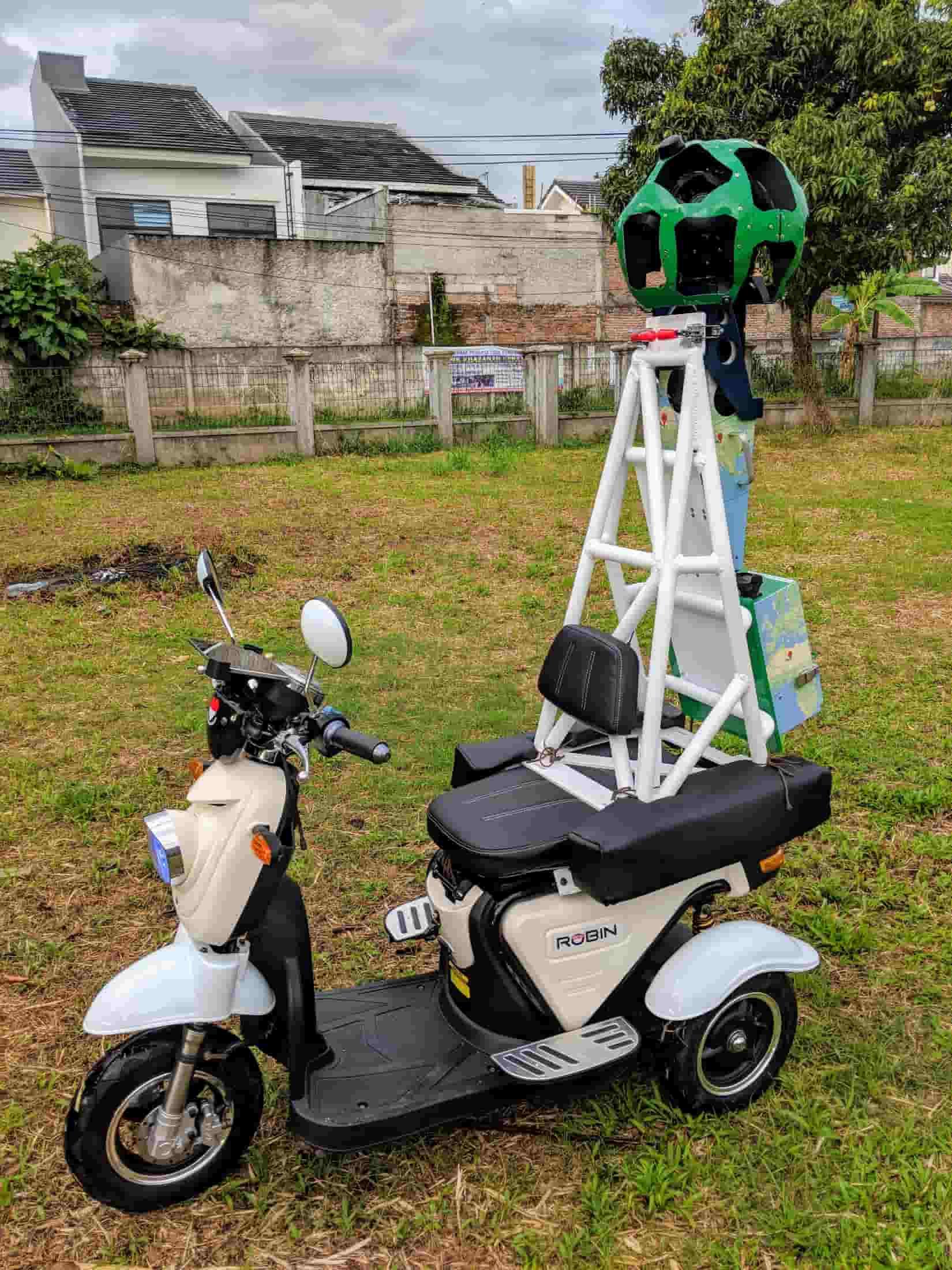 Street View 3-wheeler