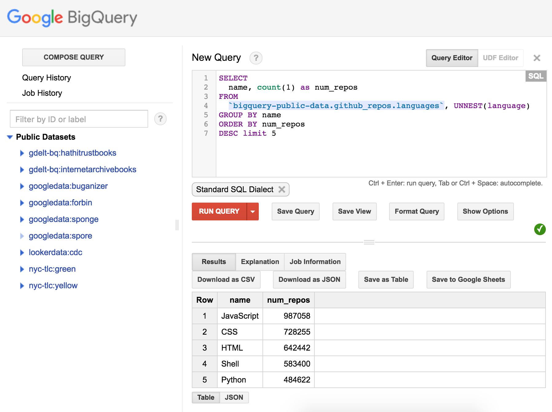 Google BigQuery concepts for data warehousing pros | Google Cloud Blog