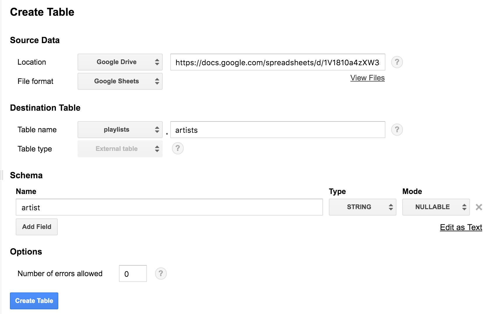BigQuery integrates with Google Drive | Google Cloud Blog