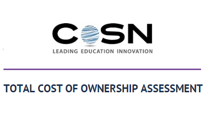 COSN's Technology total cost of ownership calculator