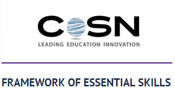 "CoSN's ""Framework of Essential Skills of the K-12 CTO"""