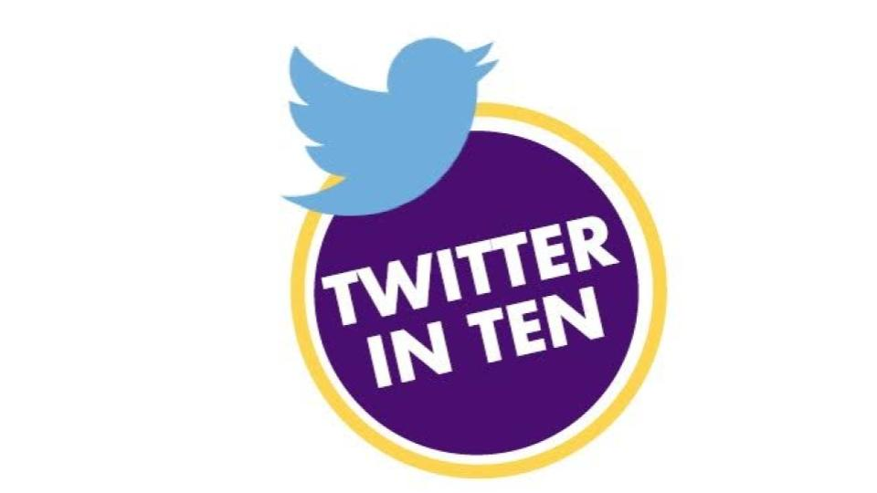 Twitter in 10 - Helping Educators Collaborate Via Twitter