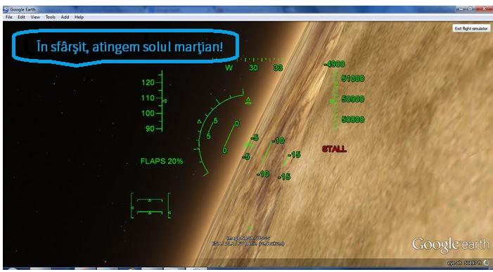 3- 2- 1…Start to MARS!