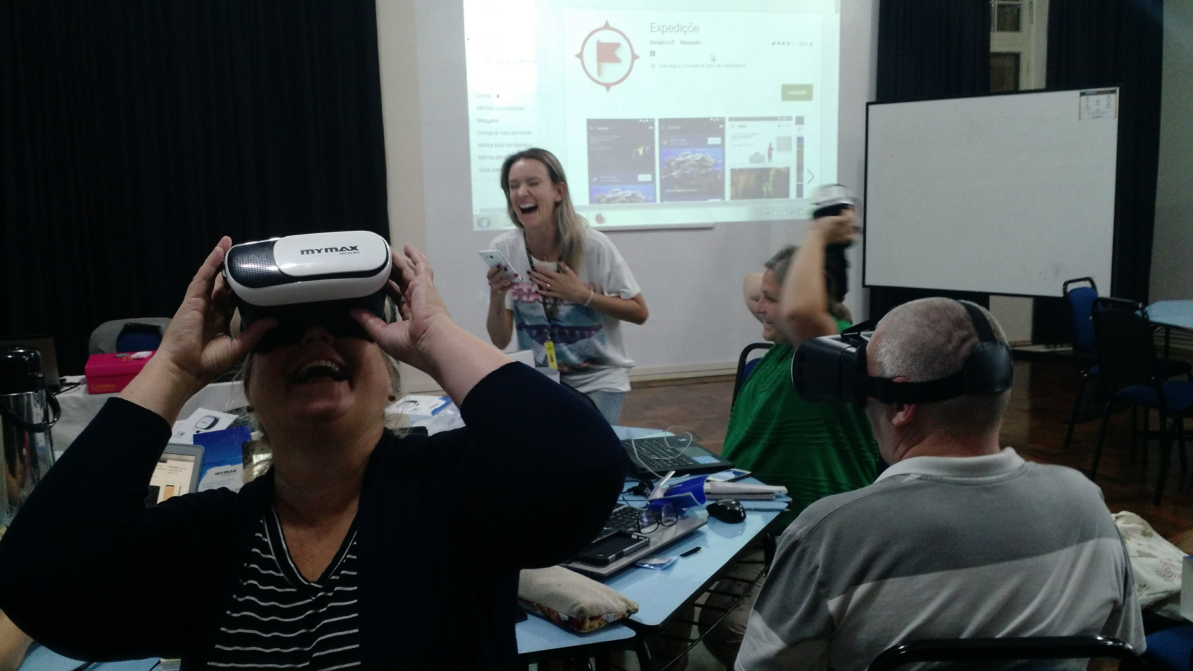 Empoderamento Colaborativo e Transformação Digital na IENH
