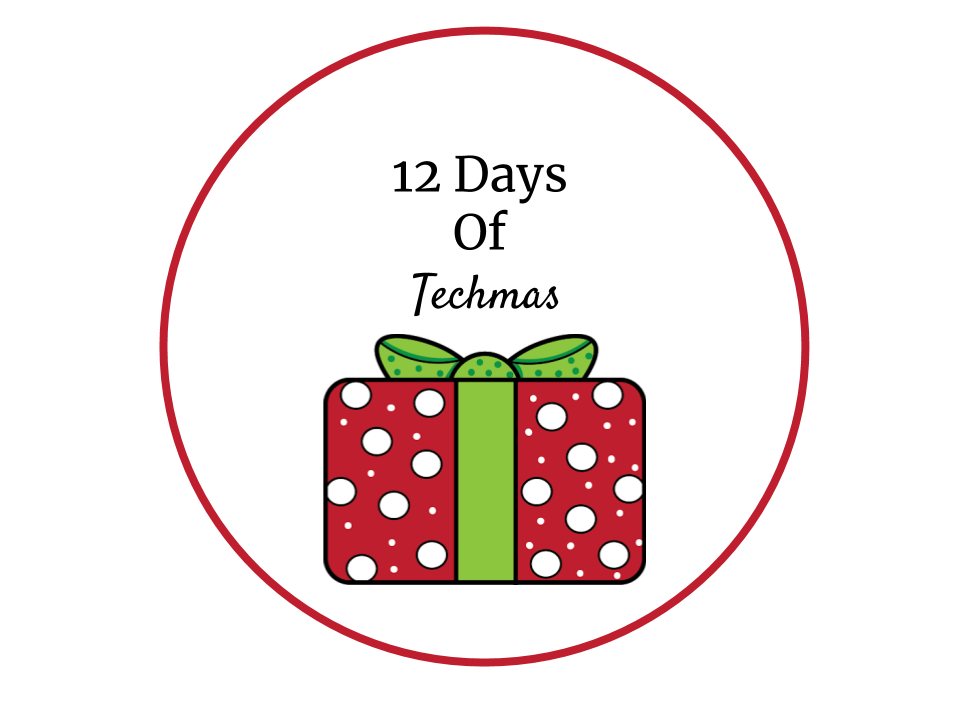 12 Days of Tech-Mas