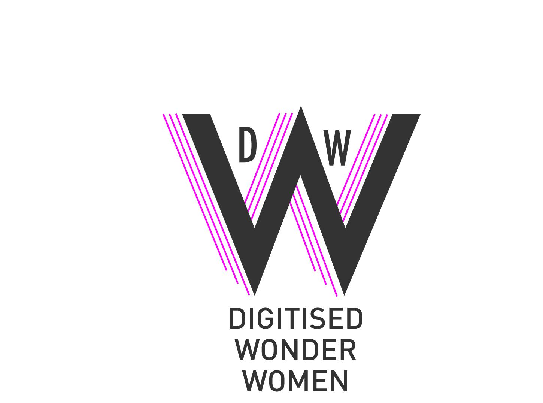Digitised Wonder Women