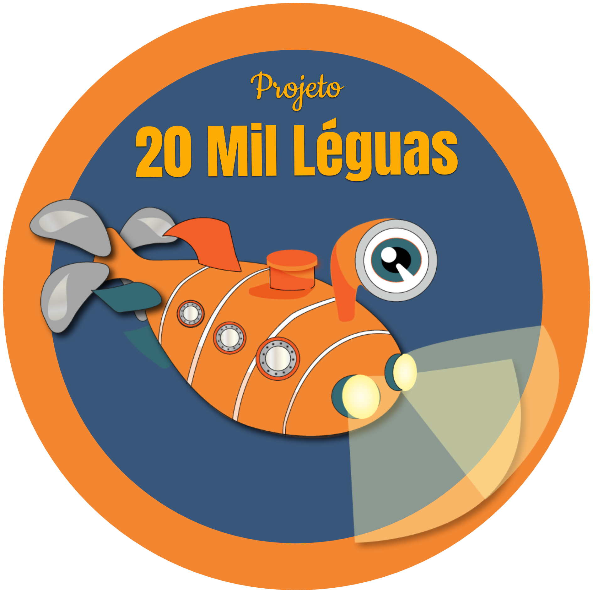 20 Mil Léguas (20 Thousand Leagues)