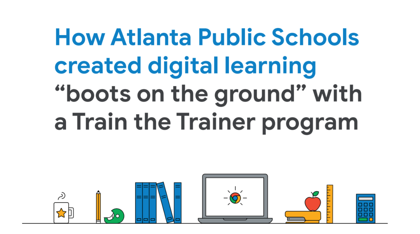 Creating Digital Boots on the Ground with a Train-the-Trainer Program