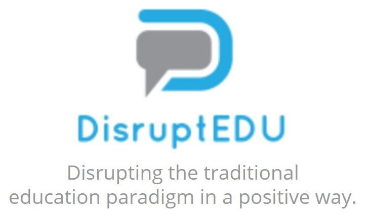#DisruptEDU