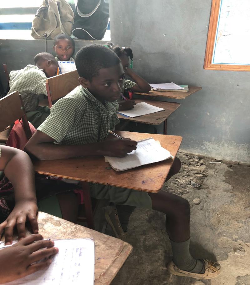 Go Be Love: Professional Development for K12 Educators in Haiti