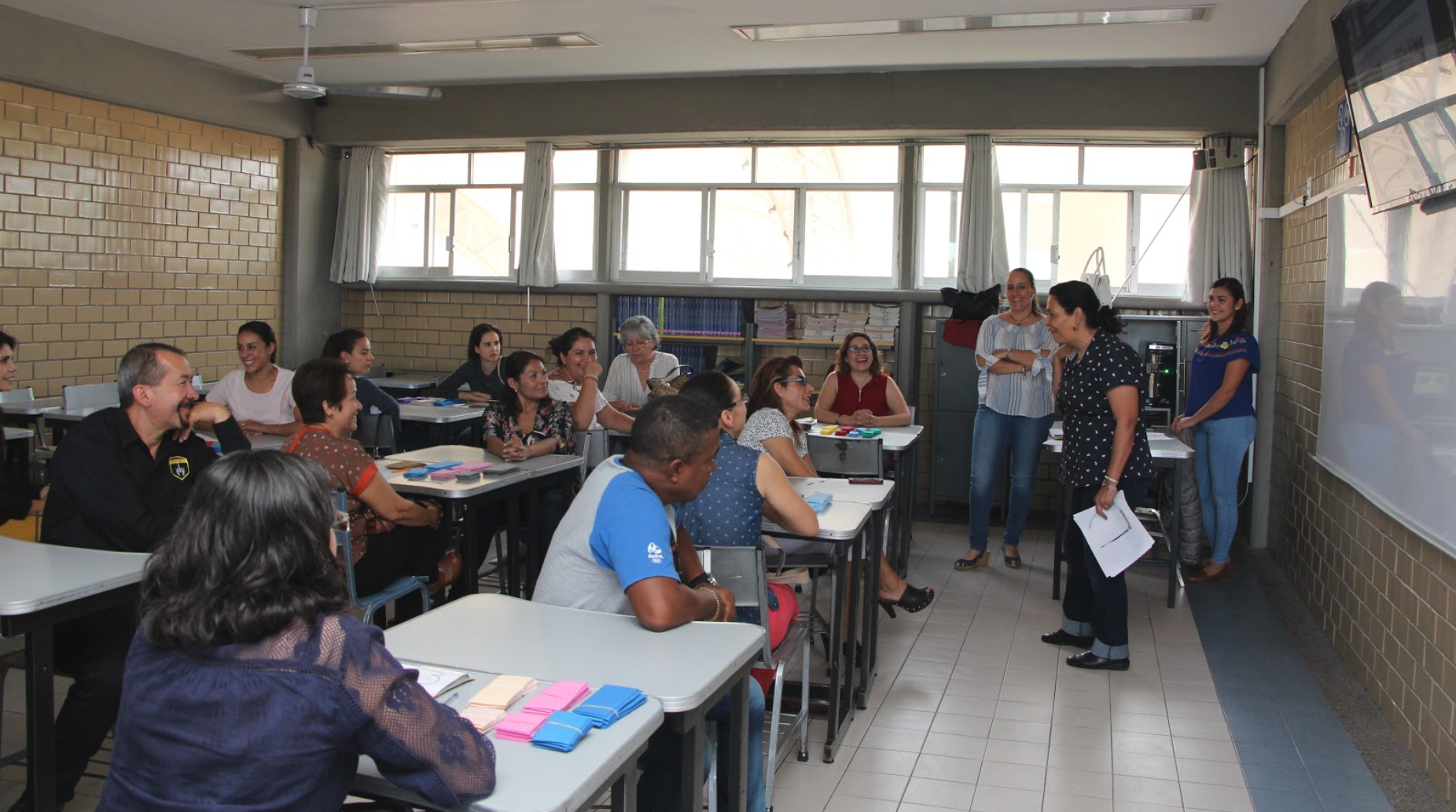 Feria de experiencias pedagógicas significativas (FEPS) del Instituto Lux