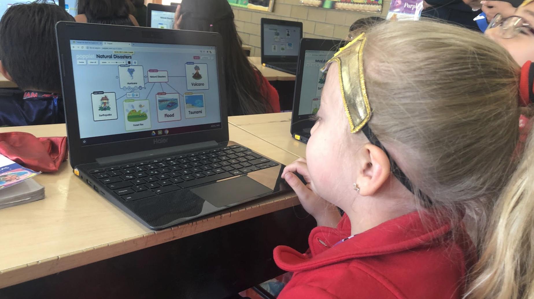 Google for Education impulsando el aprendizaje de los más pequeños en primarias IOM