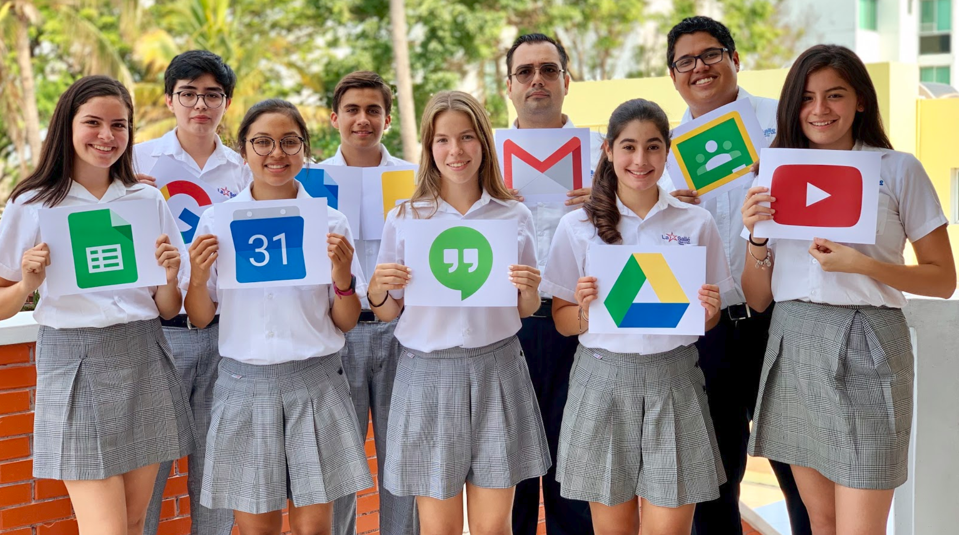 Transformando el ambiente docente, de cero a experto con G Suite for Education