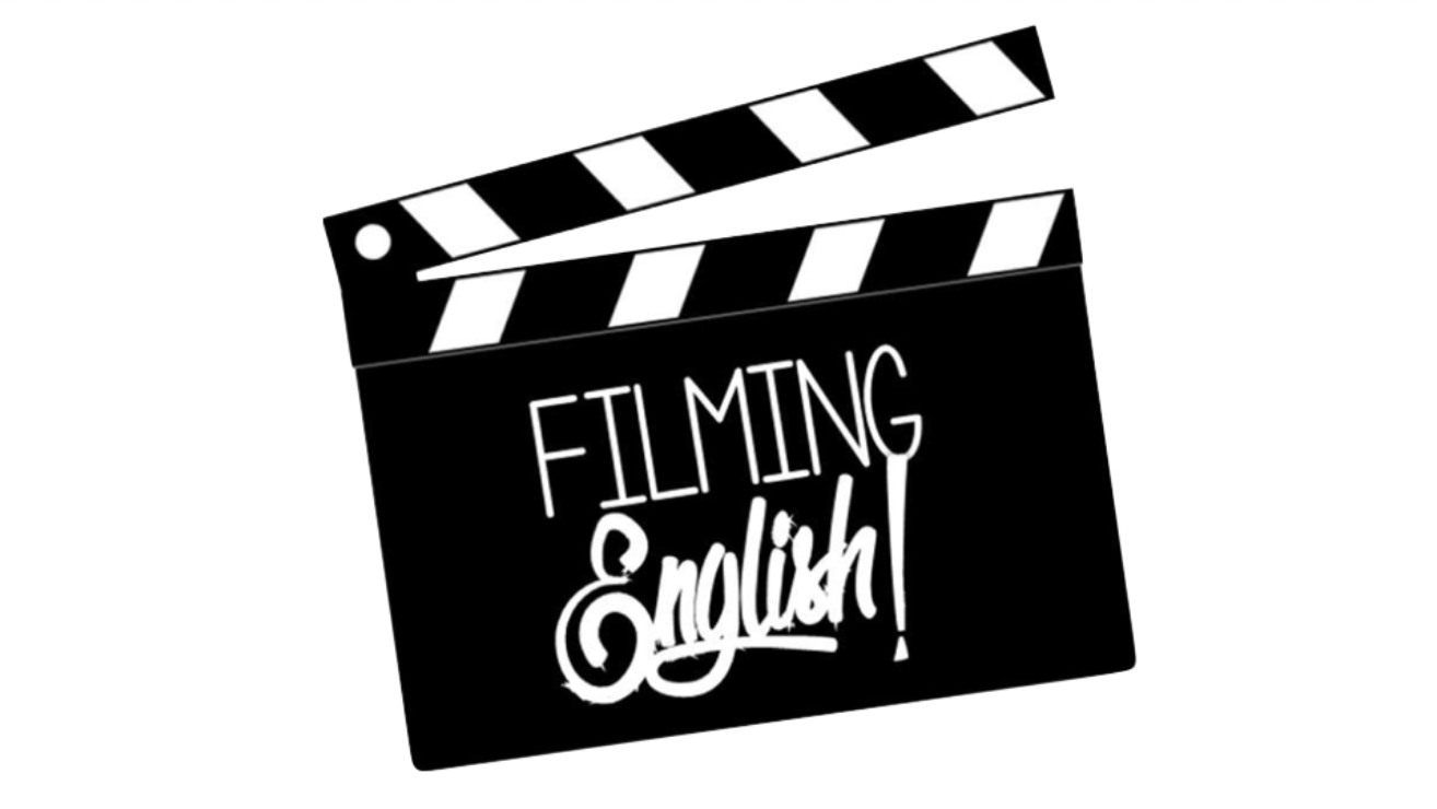 filming ENGLISH!
