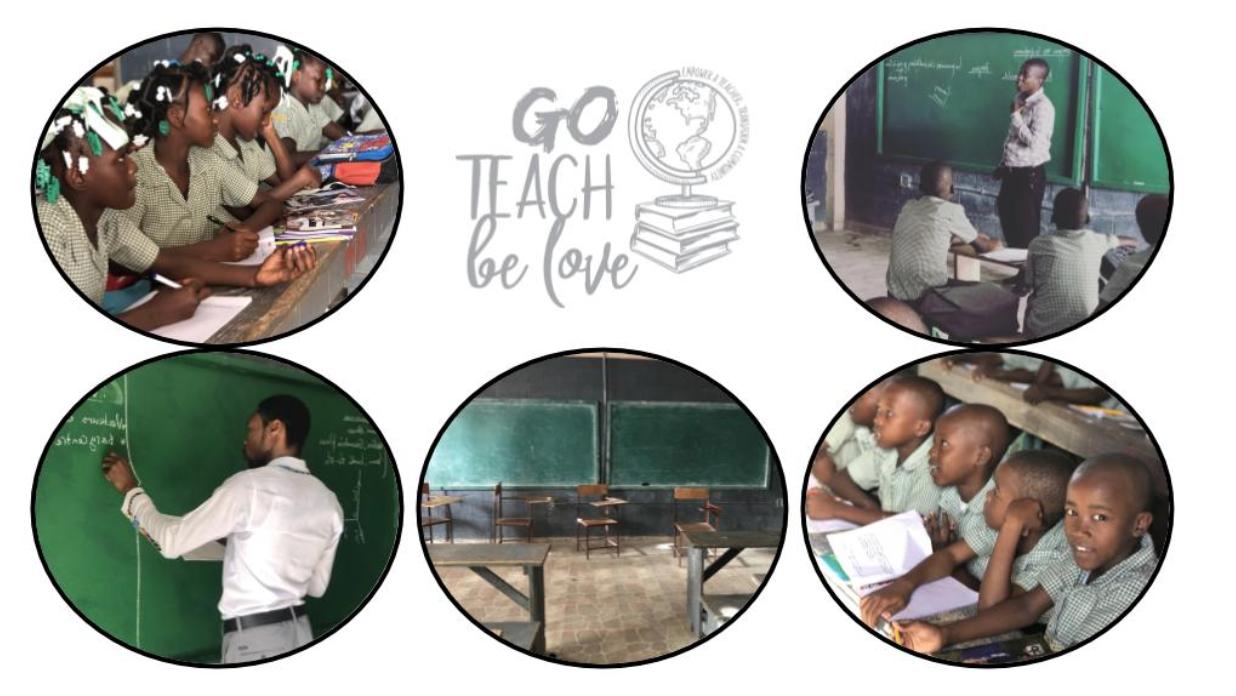 Go Teach Be Love