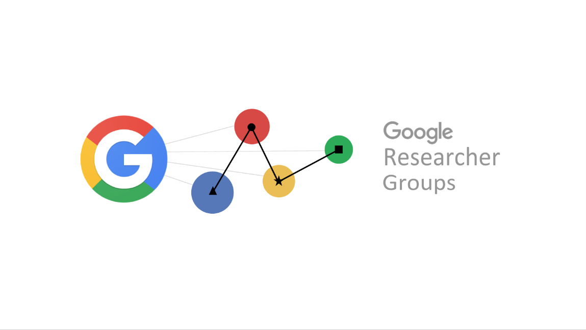 Google Researcher Groups
