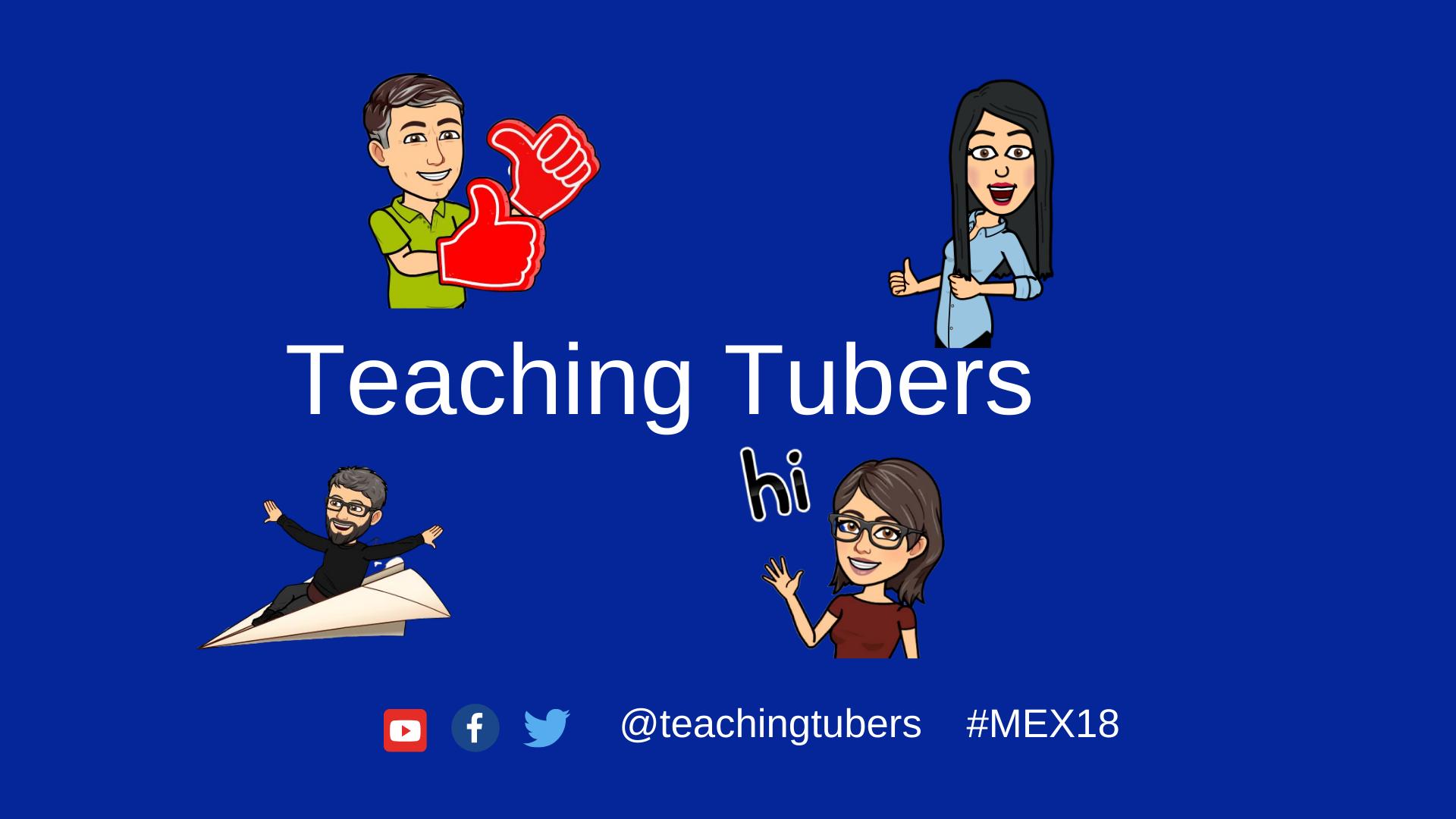 Teaching Tubers