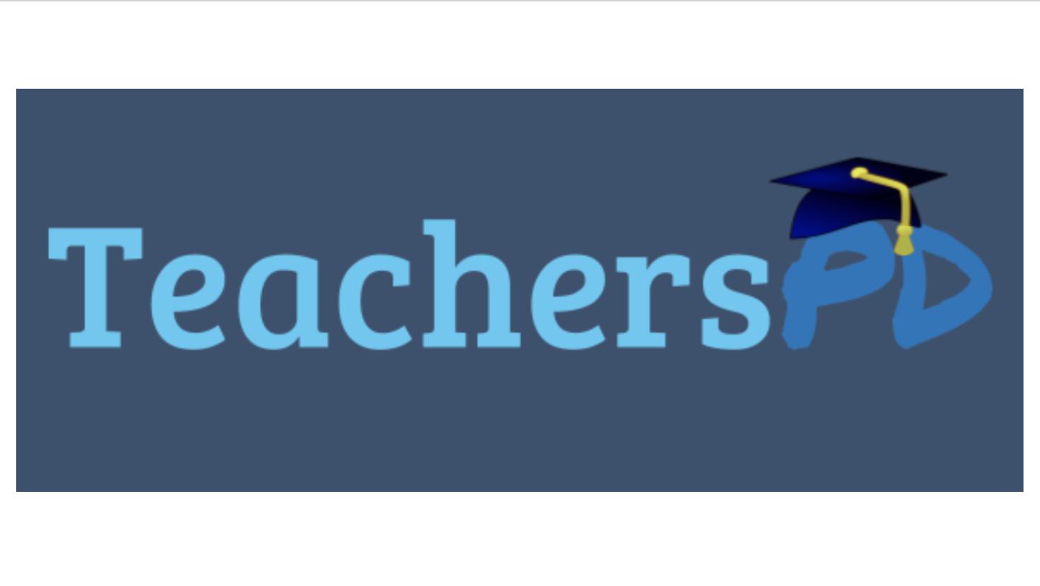 TeachersPD for Effective Teaching