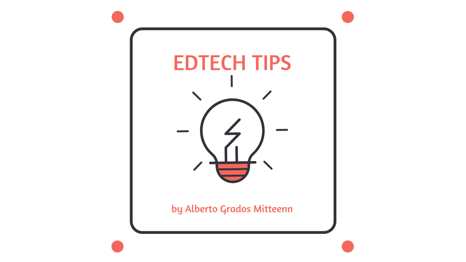 Página Web: EdTech Tips