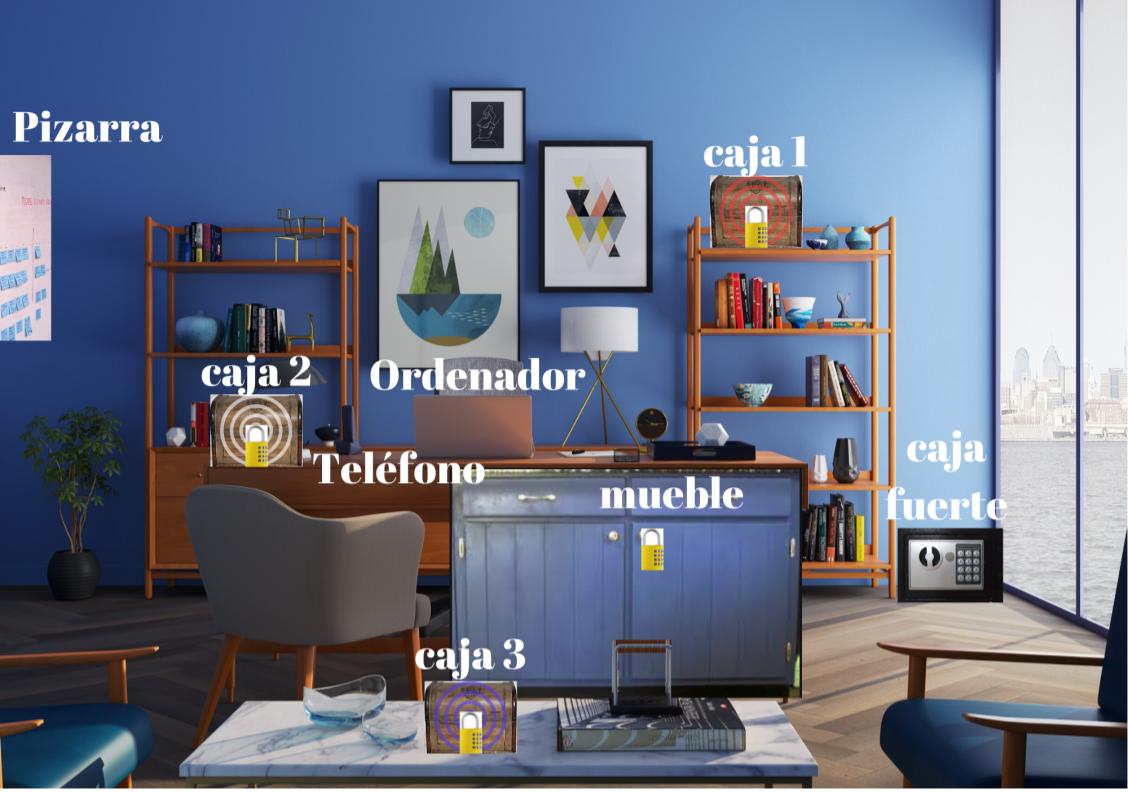 Escape Room Digital