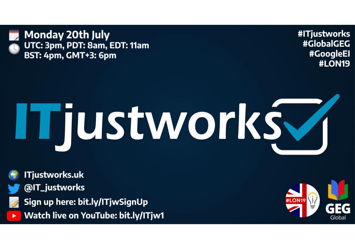 #ITjustworks