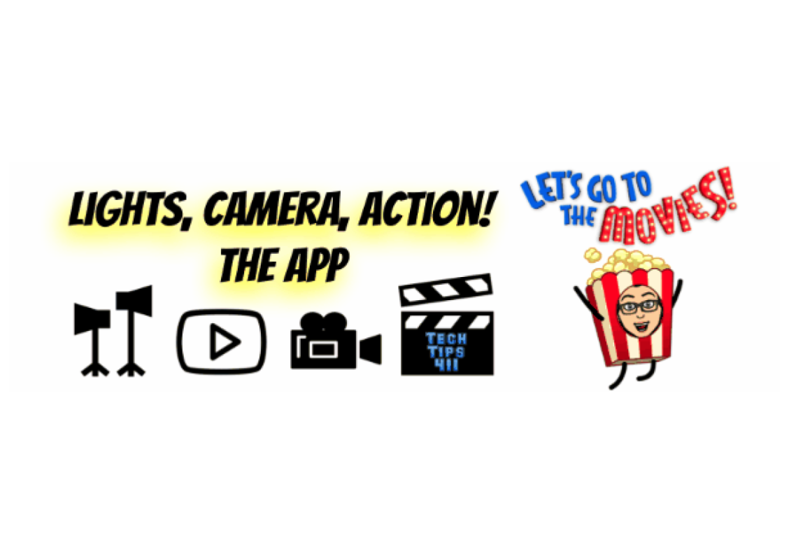 Lights, Camera, Action! The App