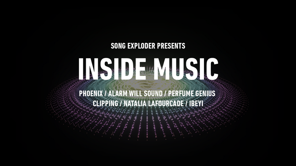 Song Exploder Presents Inside Music