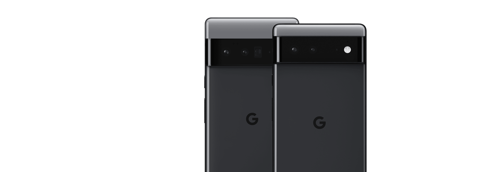Photo of Pixel 6 and Pixel 6 Pro.