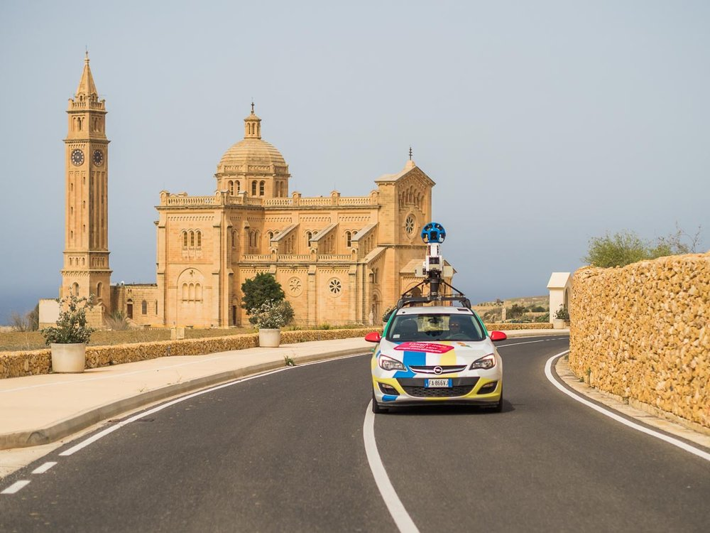 Street View Malta