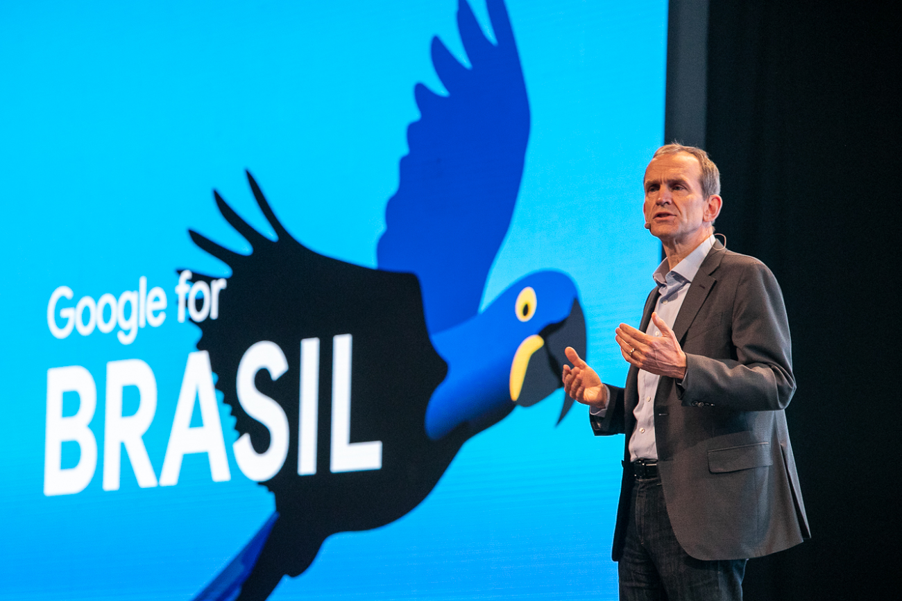 Google for Brazil: expanding access to technology and information