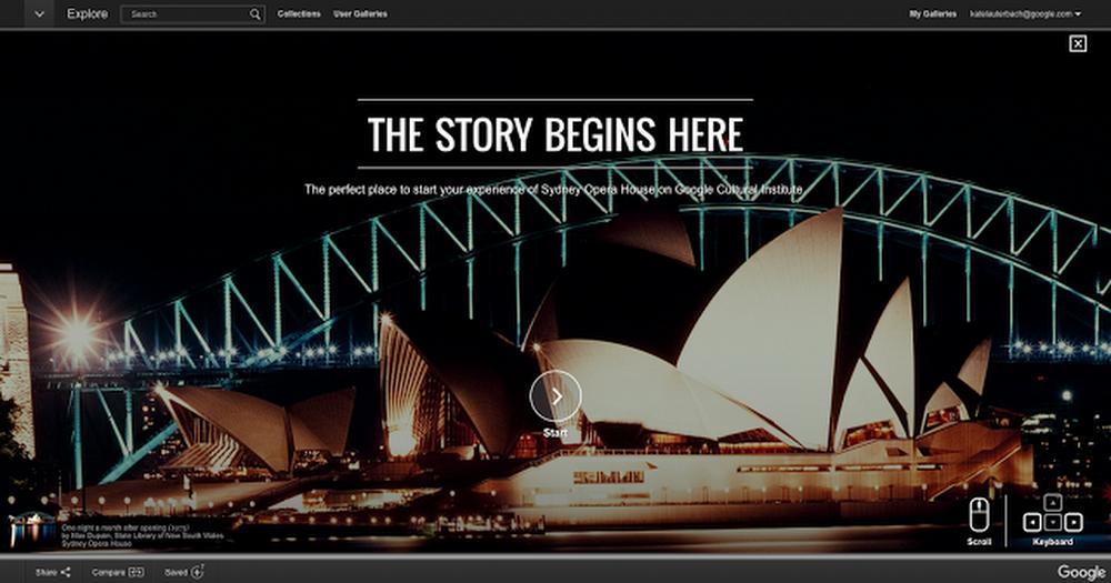 Sydney Opera House - Story Begins
