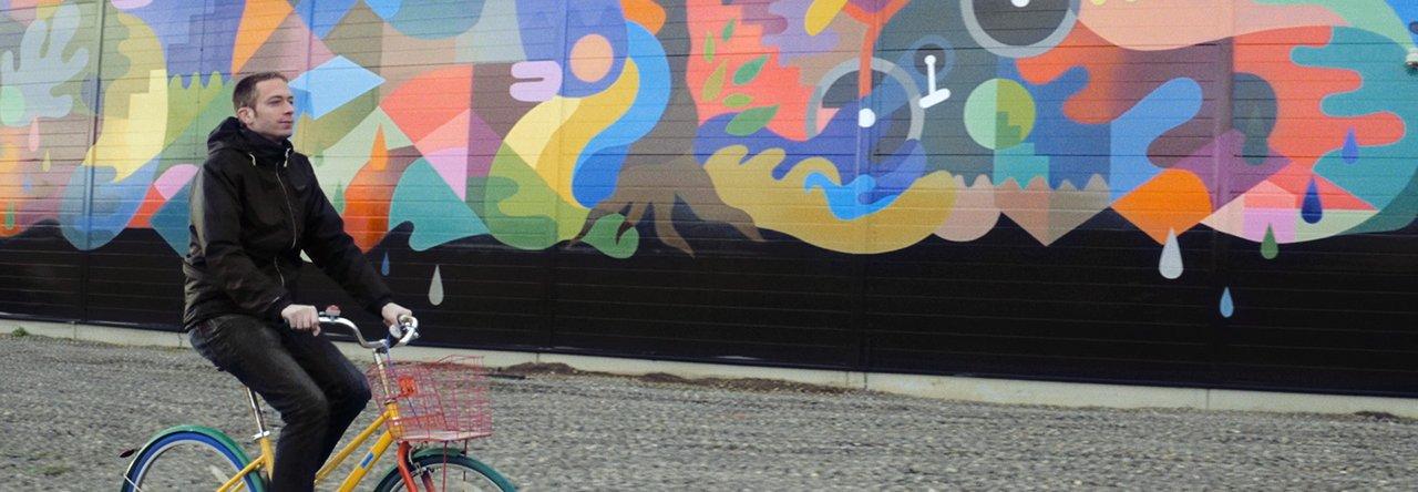 Data Center Murals