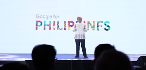 Ken Lingan Google for Philippines 2019