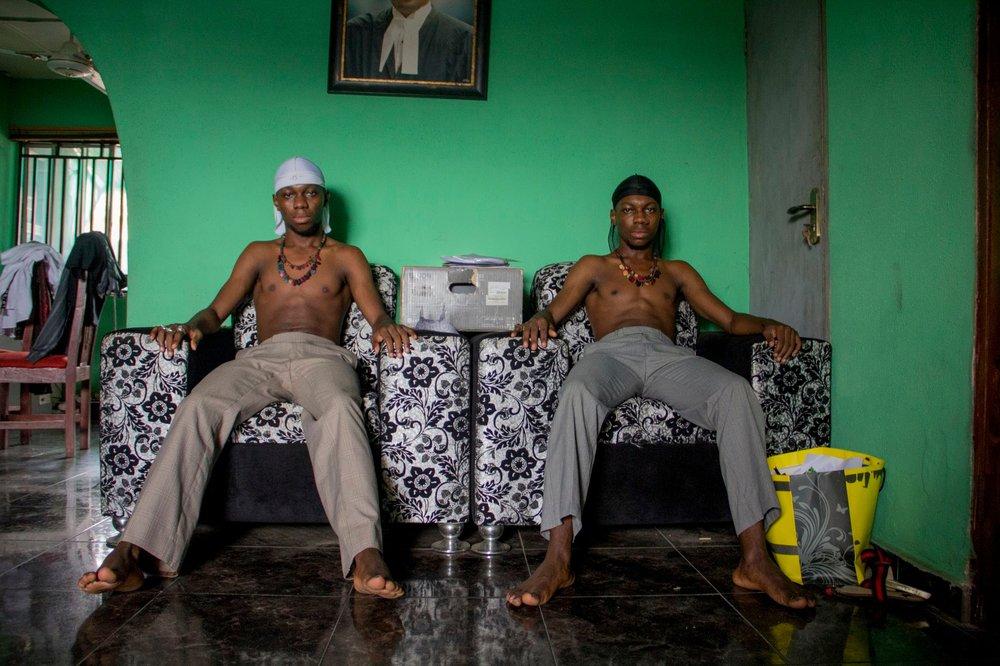 Ibeji (brothers), Stephen Tayo, Homecoming, 2019