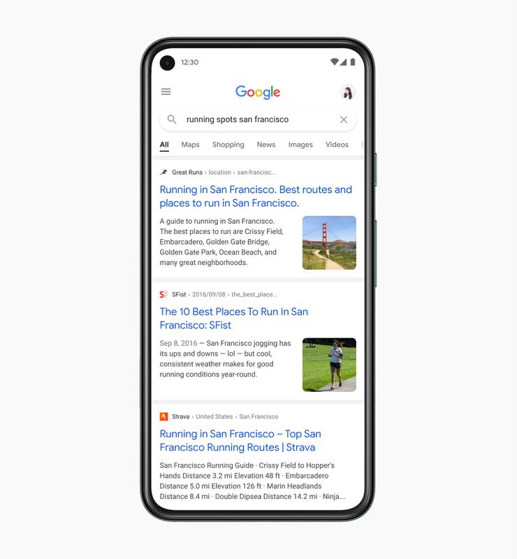 come cambiano le SERP mobile di Google