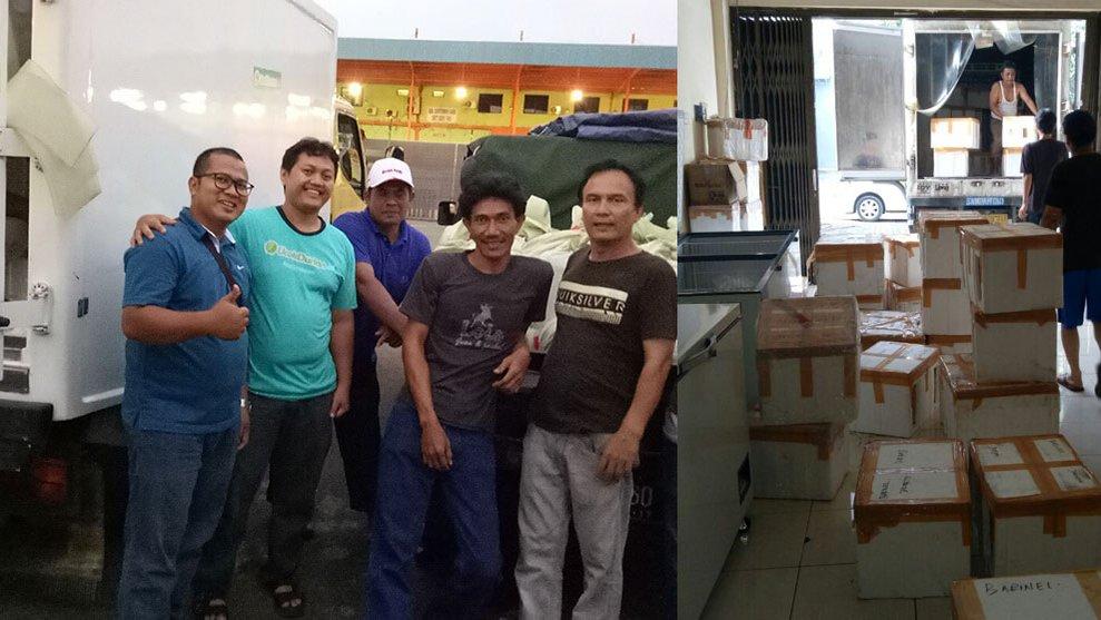 Ucok Durian team