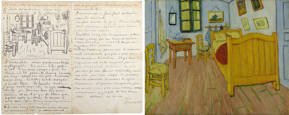 16. Autograph Letter and Bedroom.jpg