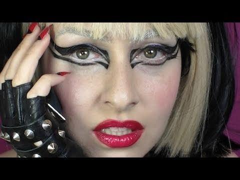Lady Gaga - The Edge Of Glory Makeup Applause 2013 MTV Video Music Awards VMA