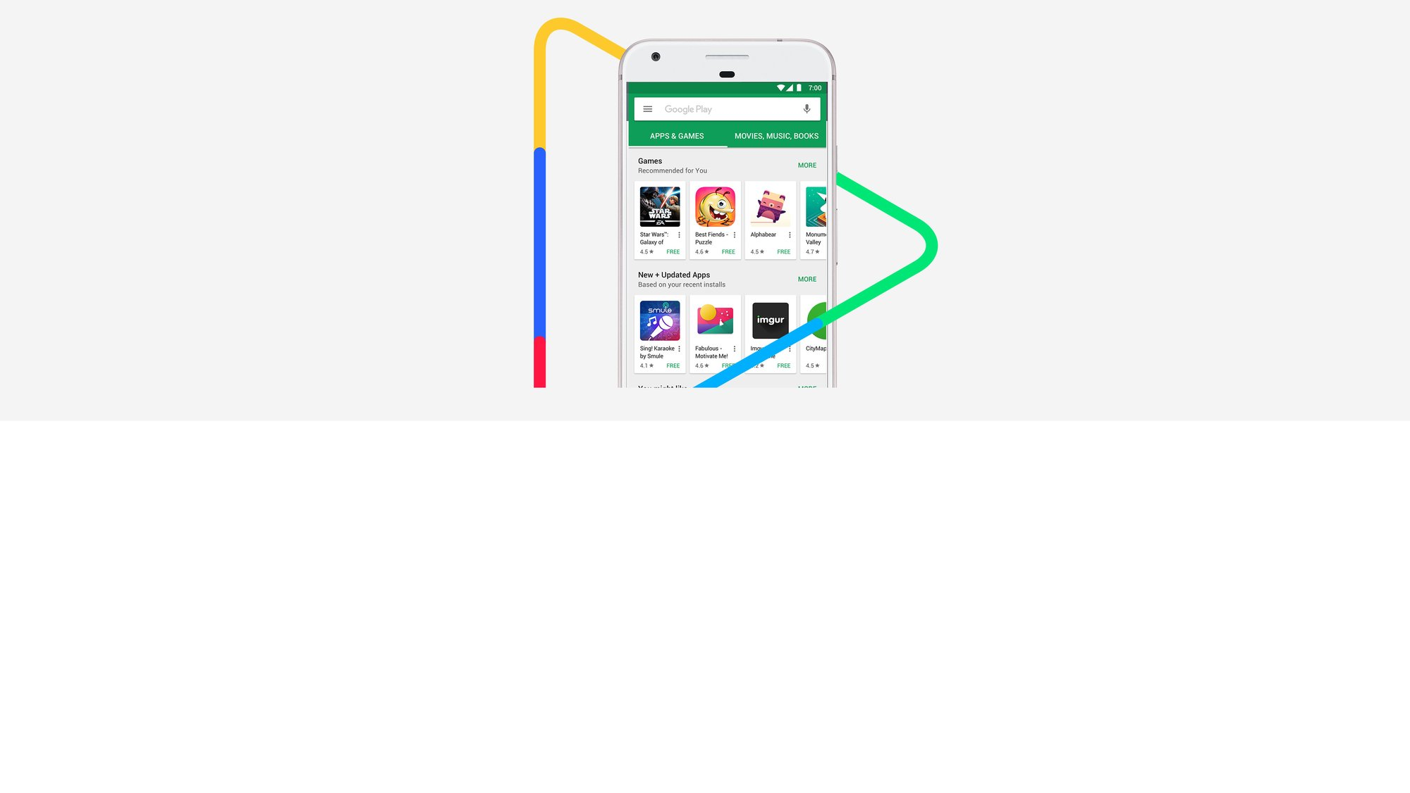 play google blog
