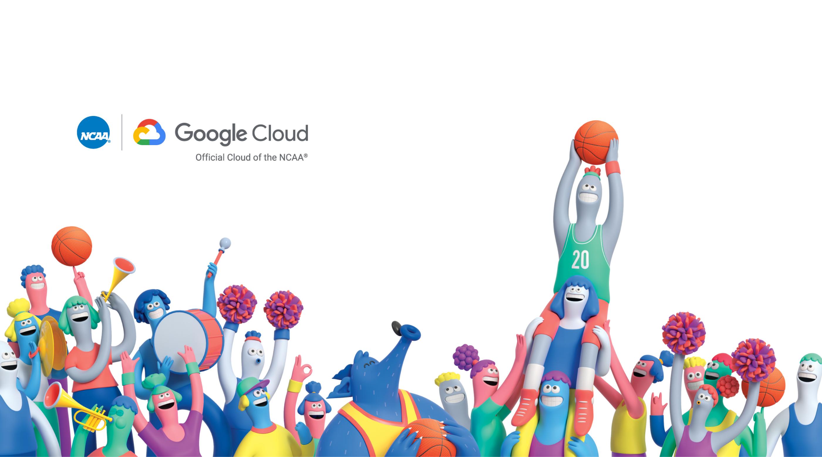 NCAA Google Cloud Final Four
