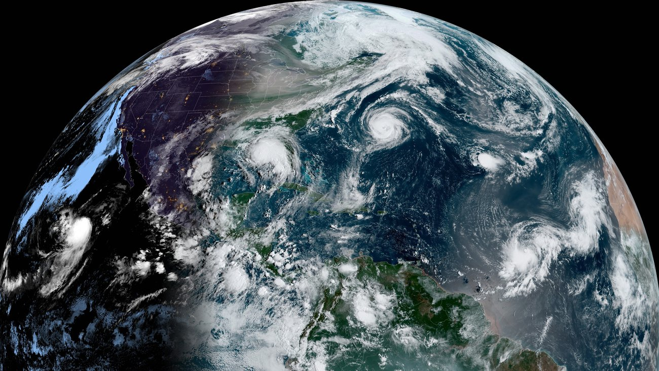 Partnerships for advanced weather and climate prediction