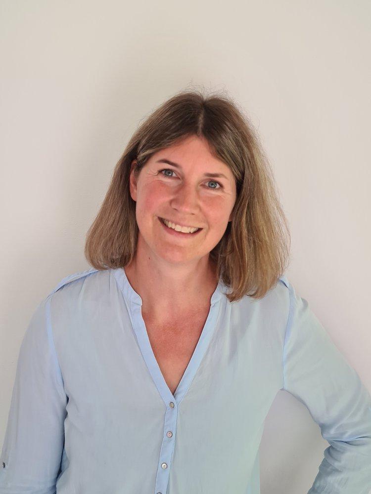 Ein Portraitfoto von Katrin Hülsmann