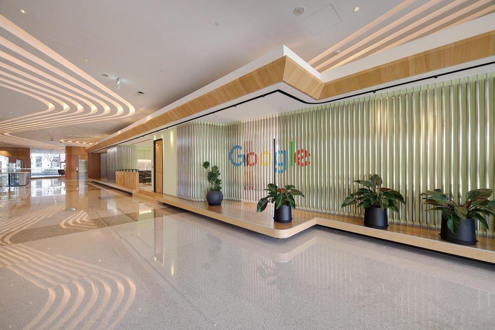 Google Taiwan office