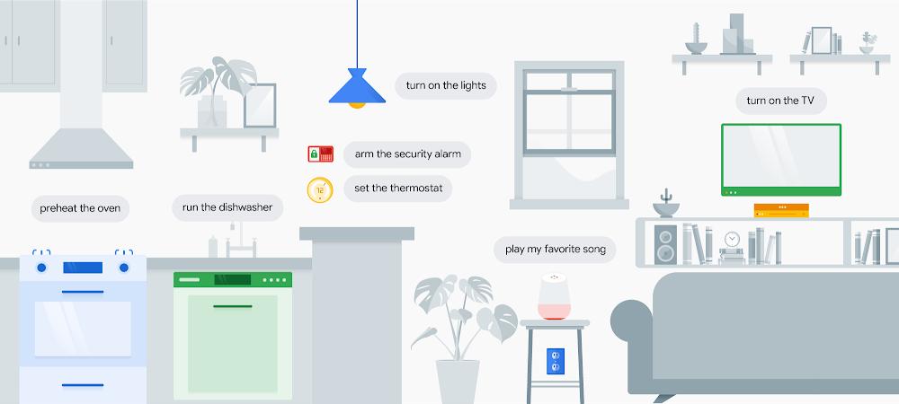 Smart Home Assistant-hero